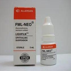 Flurometholone Neomycin Sulfate Liquifilm Ophthalmic Suspension