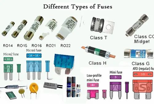Fuses For Air Piece  Sheth