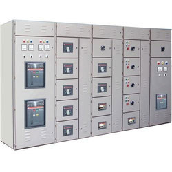 800 KW - 500 MW Stainless Steel Electric Control Panel, For PLC Automation