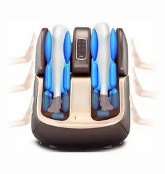 Automatic Foot and Leg Massager.