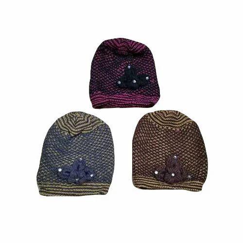 e03581da0f9 Hotmod Ladies Trendy Woolen Cap