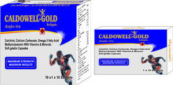Calcitriol Calcium Carbonate Omega-3 fatty Acid Methylcobalamin with Vitamins and Minerals
