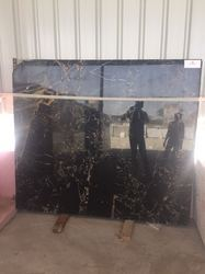 Brown RMS Golden Potaro Marble Slabs, Thickness: 5 To 25 mm