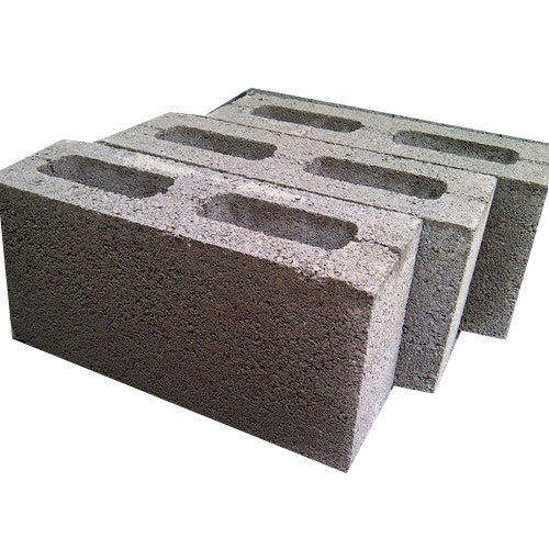 Brick Flooring India: Rectangle Hollow Brick Block, Rs 60 /piece, Dalal Tiles