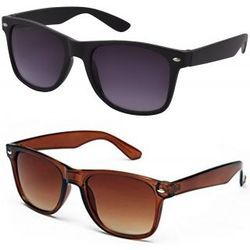 Phantom Male And Female Wayfarer Sunglasses