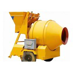 Reversible Drum Electric Concrete Mixer