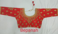 Bepanah Embroidered Blouse