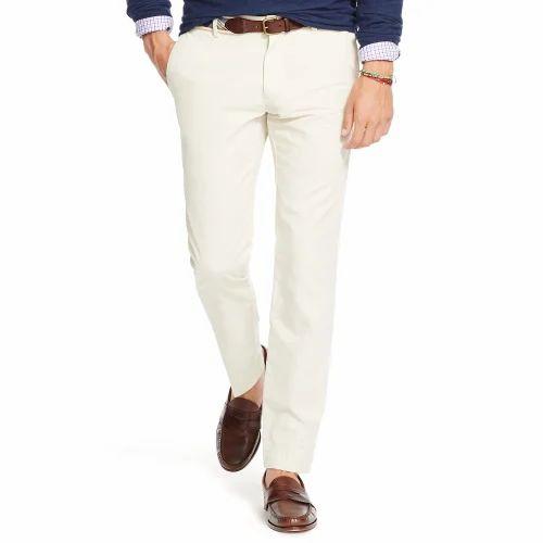 301badd1d8 Vintage Men's Cotton Plain Pant, Size: 28-40, Rs 600 /piece | ID ...