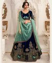 Pr Fashion Launched Unique Patterned Heavy Designer Lehenga Choli