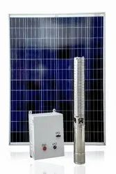 1 HP DC Solar Water Pump System