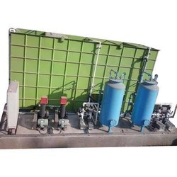 Automatic Industrial MBBR Sewage Treatment Plants