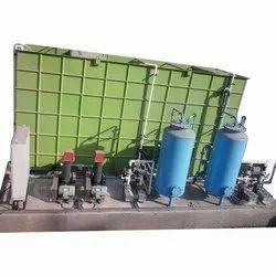 Automatic Industrial MBBR Sewage Treatment Plants