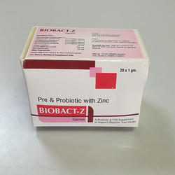 Pre & Probiotic with Zinc