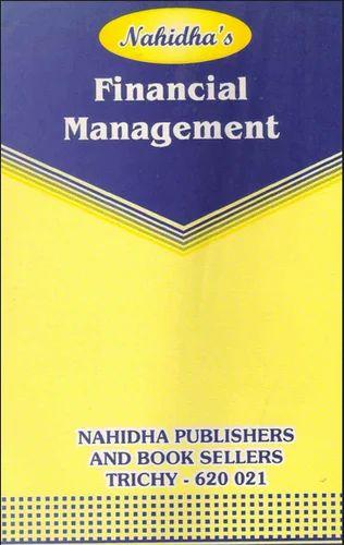 Basic Financial Management Book