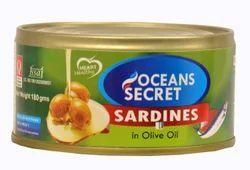 Sardines In Olive Oil 180g