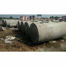 Underground Cement Septic Tanks - Cement Concrete Septic Tanks
