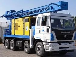 450 Meters Water Well Drilling Rig