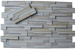 Mint Groove Stone cladding