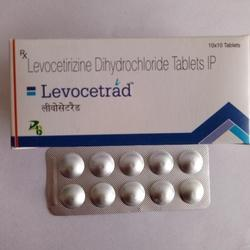 Levocetirizine Dihydrochloride Tablets