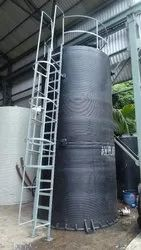 DEF Vertical Storage Tanks (Spirall)