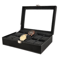 10 Black Watch Case