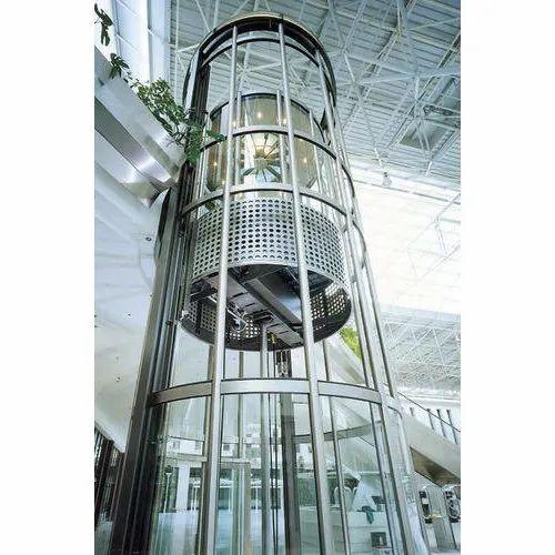 Passenger Hydraulic Industrial Elevator