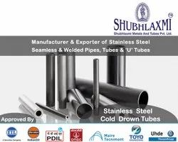 Stainless Steel Cold Drawn Tubes