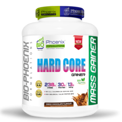 Hard Core Gainer Health Supplements