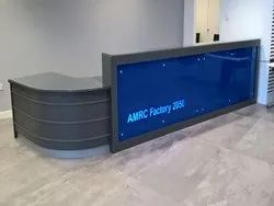 Reception Area Indoor LED Display