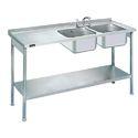 Kitchen Double Sink Equipment