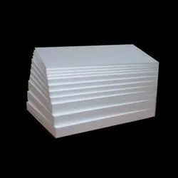 White Rectangular Thermocol Sheet, For Packaging, Thickness: 5-50 mm
