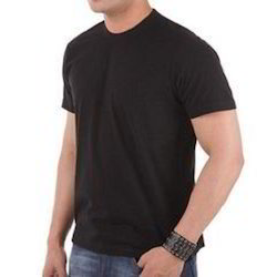 Men's Round Neck T-Shirt (140 GSM)