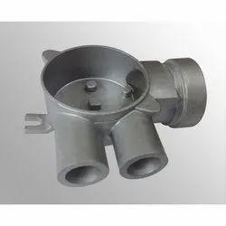 SS Pump Casting Component