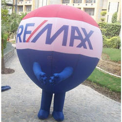 Stand Advertising Balloon