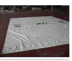 White Plain Mehler Kedar Fabric, GSM: 600