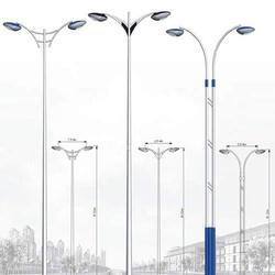 Tubular Street Light Pole
