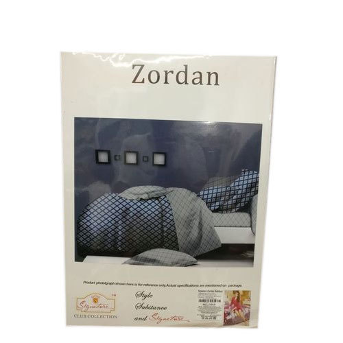 Zordan Printed Bed Sheet