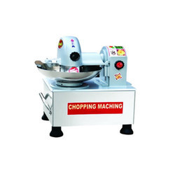Bowl Chopping Machine