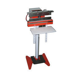 Foot Operated Heat Sealer Machine