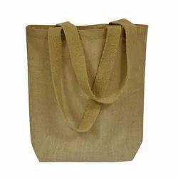 Jute Lurex PPlam Natural Soft Jute Bag