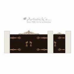 Designer Gate Accessories