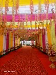 Wedding Entry Gate Decoration
