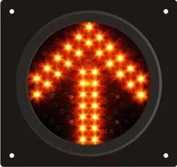 AMBER Arrow Traffic Light