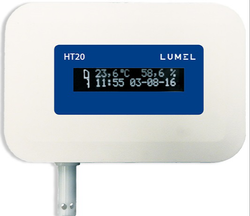 Temperature and Humidity Monitor with Ethernet and PoE