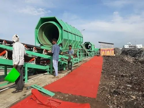 Solid Waste Management Machinery solutions