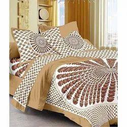 Ethnic Printed Bedsheets