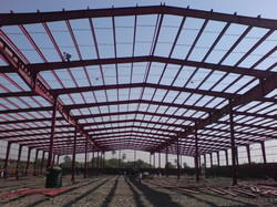 Steel Frame Section