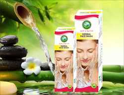 Amulyam Ayurveda Herbal Face Wash