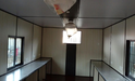 Prefabricated GI Portable Cabin