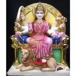 Sherawali Mata Statue